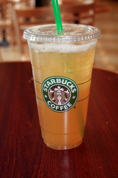 Green Tea Lemonade - 500ml of hot water and two tea bags; steep 5 minutes, add ice to dilute and chill; add lemonade to taste