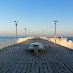 Molo w Kołobrzegu. Photo by GB #architektura #kolobrzeg #molo #sztorm