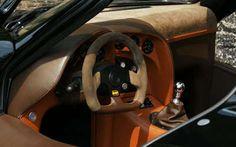 Razor-Edged Racecars : Ferrari Enzo Prototype