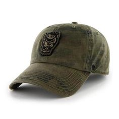 NC State Wolfpack 47 Brand® Movement Camo OHT Adjustable Hat 0c1b2a5a0376