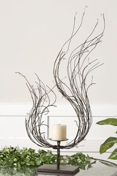 Falon Candle Holder by Uttermost on @HauteLook