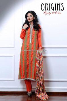 Origins Ready to Wear Eid ul Azha Dresses 2013 Volume 2