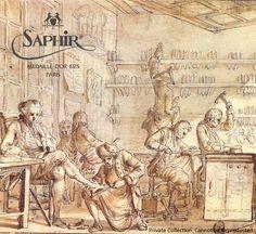 Luxury Shoe Care - Saphir Medaille D'Or Shoe Polish & Cream - Saphir Renovateur - Shoe Horns - Shoe Trees - Kirby Allison's Hanger Project