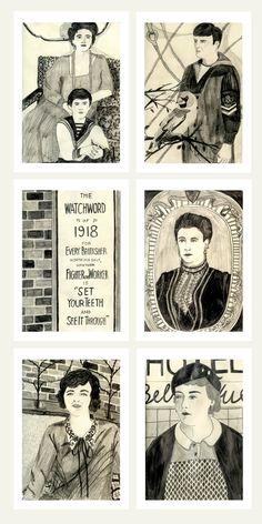 Alex Higlett / Illustration 02. Via Sara Barnes, Brown Paper Bag.