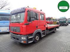 MAN TGL 8.180 DoKa als Abschleppwagen in Gütersloh