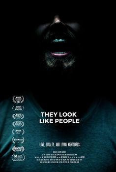 Fri, Feb PM: Arena Cinema is proud to present a bold thriller/horror character piece straight out of Slamdance and Fantasia Fest, They Look Like People! 2015 Movies, Festival 2016, Hollywood California, Horror Movies, Thriller, Indie, It Cast, This Or That Questions, Love