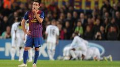 FC Barcelona 2-2 Chelsea FC (agg: 2-3)