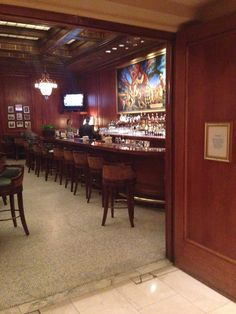 The Palace Hotel bar Best Pubs, Palace Hotel, Liquor Cabinet, Bar, Furniture, Home Decor, Decoration Home, Room Decor, Home Furnishings
