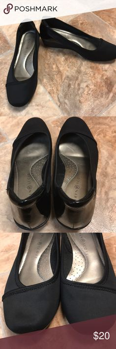 Karen Scott Nelly shoes EUC worn one time. Size 9. Very comfortable! Karen Scott Shoes Wedges