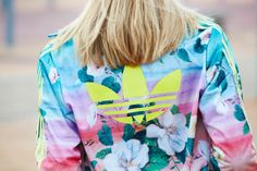 Outfit post: A kaleidoscope of colours and bombastic prints by adidas Originals and adoro Farm > http://www.mylifeinpink.co.za/?p=1026  #fashion #sporty #ootd #adidasoriginals #adorofarm #streetstyle #sneakers