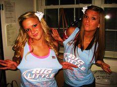 Future big little shirts ! Kappa Delta, Alpha Epsilon Phi, Phi Sigma Sigma, Tri Delta, Alpha Sigma Alpha, Alpha Chi Omega, Phi Mu, Big Little Shirts, Swagg