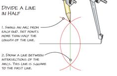 Divide a Line in Half