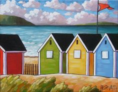 Hotrvath seaside_huts
