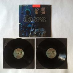 The Doors - Absolutely Live_Jim x Vinyl Record Classic Rock Albums, Jim Morrison, Music Is Life, Vinyl Records, Lp, Doors, Gate