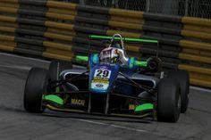 【マカオGP】 アントニオ・フェリックス・ダ・コスタが暫定ポールポジション  [F1 / Formula 1]