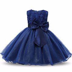 Flower Sequins Toddler Girl Tutu Tulle Dress //Price: $11.45 & FREE Shipping //     #kidsledshoes