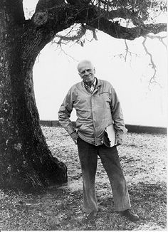 """May 28, 1916 – May 10, 1990:     Walker Percy: """"I have discovered that most people have no one to talk to, no one, that is, who really wants to listen. When it does at last dawn on a man that you really want to hear about his business, the look that comes over his face is something to see.""""  The Moviegoer, 1961"""