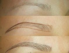 3d eyebrows