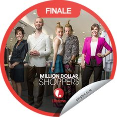 Million Dollar Shoppers: May the Best Shopper Win