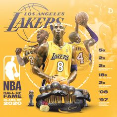 Graphic made to celebrate Kobe Bryant being a 2020 NBA Hall of Fame Inductee. Lakers Wallpaper, Kobe Bryant Pictures, Nba Pictures, Kobe Bryant Nba, Lakers Kobe, Sports Graphic Design, Sports Graphics, Nba Champions, Black Mamba