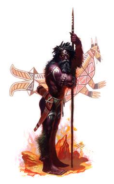 Bunyip - Werewolf: The Apocalypse