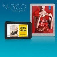 Lo nuevo para los amantes de la lectura #Nubico http://shortit.es/A2oHdA90CS