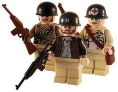 WW2 - American 3 Man Squad