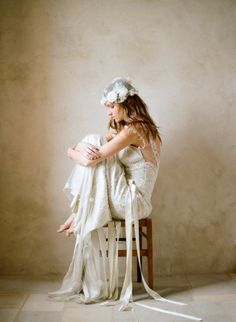 Sitting by Elizabeth Messina
