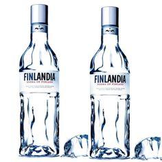 Vodka Finland 70 Cl 40º - LOT DE 2