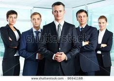 business professionals group portrait - Google Search