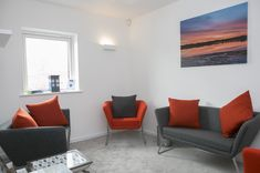 Construction Services, Refurbishment, Parlour, New Builds, Project Management, Funeral, 1960s, Commercial, Throw Pillows