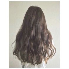 New Hair Dyed Balayage Curls 21 Ideas Hair Dye Balayage, Ulzzang Hair, Cute Haircuts, Hair Heaven, My Hairstyle, Permed Hairstyles, Super Hair, Dream Hair, Dark Hair