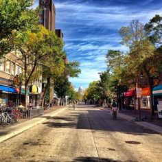Madison Wisconsin State Street