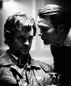 mads mikkelsen, hugh dancy / hannibal... over 77,000 signatures so far... sign the petition to save Hannibal at http://www.change.org/p/nbc-netflix-what-are-you-thinking-renew-hannibal-nbc