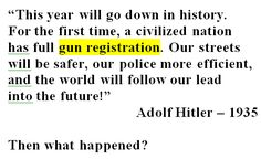 I wonder why citizens don't want any more gun laws?