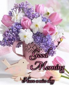 Beautiful Monday, Good Morning, Floral Wreath, Royal Enfield, Pictures, Buen Dia, Floral Crown, Bonjour, Good Morning Wishes