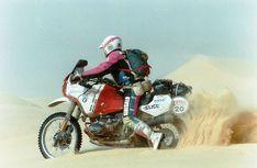 BMW -  Parigi Dakar1992