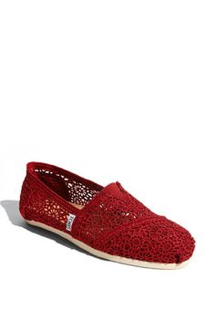 perfect Razorback Red shoe!
