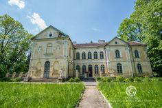 Fredro Palace in Wysznia, Ukraine #wysznia #Вишня #palac #palace #fredro #aleksanderfredro #ukraina #ukraine #ukrajina #travel #trip #picstrip