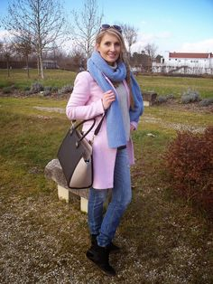Trench Collection by Sonia Verardo: Pink coat ♥