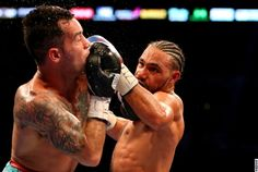 Photos: Keith Thurman Drops Bombs on Diego Chaves - Boxing News