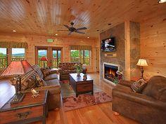 Gatlinburg | Family Reunion | Pinterest | Gatlinburg cabins