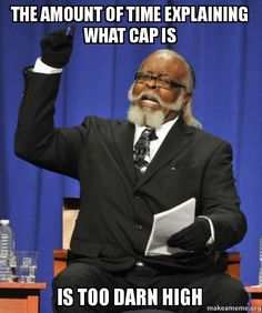 Every time I say I'm in the Civil Air Patrol and nobody knows what it is...