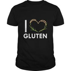 I Love Gluten Funny T-Shirt Wheat Lover Heart Shape Art #gift #ideas #Popular #Everything #Videos #Shop #Animals #pets #Architecture #Art #Cars #motorcycles #Celebrities #DIY #crafts #Design #Education #Entertainment #Food #drink #Gardening #Geek #Hair #beauty #Health #fitness #History #Holidays #events #Home decor #Humor #Illustrations #posters #Kids #parenting #Men #Outdoors #Photography #Products #Quotes #Science #nature #Sports #Tattoos #Technology #Travel #Weddings #Women