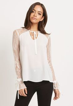 Lipsy Bluse - white für 38,50 € (16.04.17) versandkostenfrei bei Zalando bestellen.