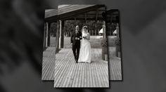 'Craig and Marissa wedding Nov 2011'. Ohariu Farm, Wellington. Made by Von