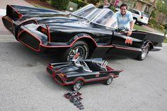 This guy has my Batmobile collection beat.  - via @SteveNiles