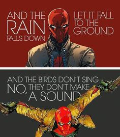 """Red Hood 