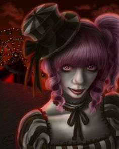 Dark Carnival by ~Naira-Wolf-Satyr on deviantART