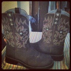 Saddles, Boots and Shoes on Pinterest